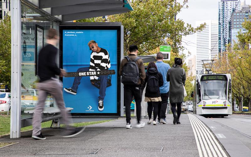 JCDecaux CITYLIGHTS Melbourne